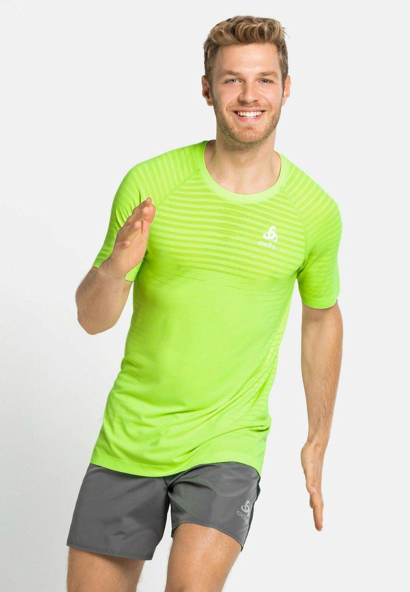 ODLO - Basic T-shirt - lounge lizard melange