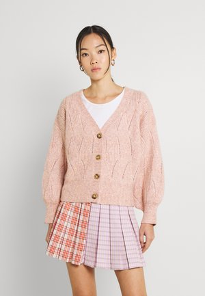 DONNI - Cardigan - space pink