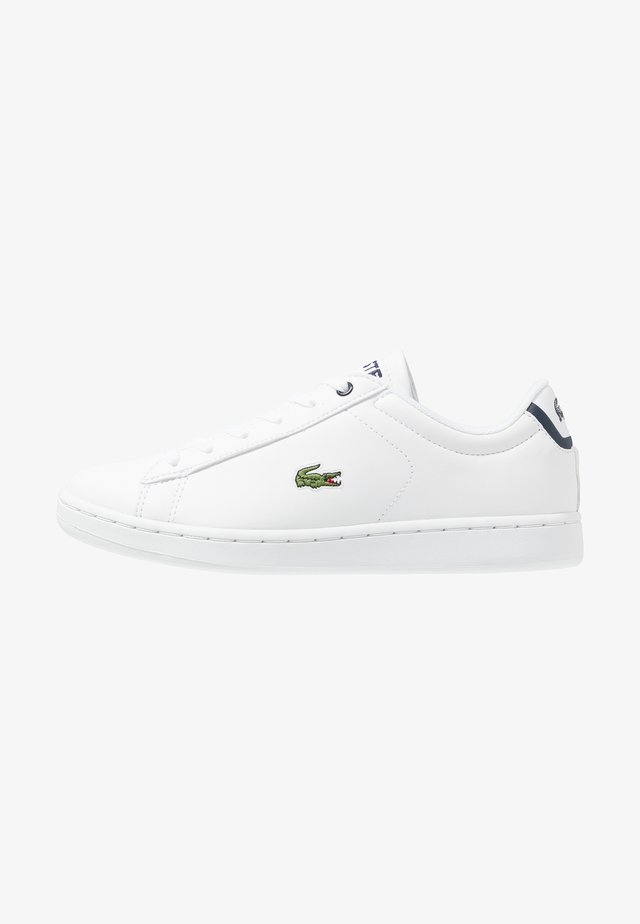 CARNABY EVO - Trainers - white/navy