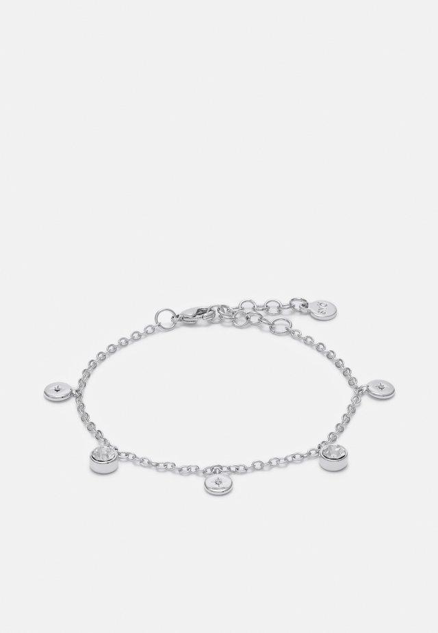 FELIZ CHARM COIN - Armband - silver-coloured