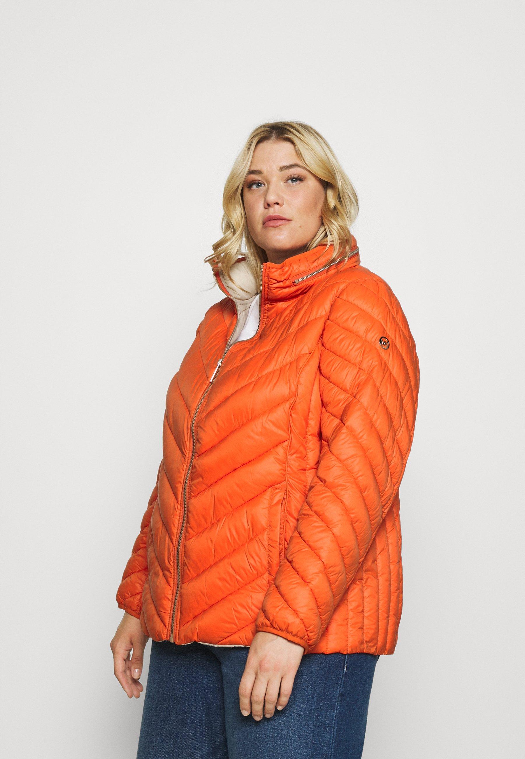 Women WOMENS ZIP FRONT CHEVRON PACKABLE - Light jacket