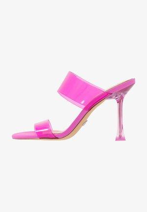 ALDO x DISNEY - STEPSISTER - Heeled mules - pink
