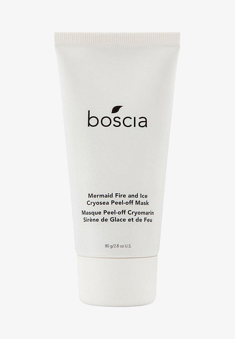 Boscia - MERMAID FIRE AND ICE CRYOSEA PEEL-OFF MASK - Face mask - purple