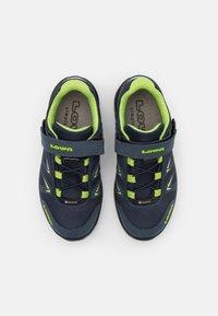 Lowa - INNOX PRO GTX UNISEX - Hiking shoes - stahlblau/limone - 1