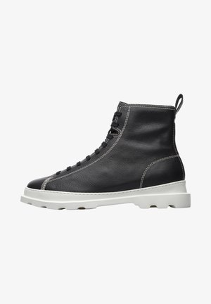 BRUTUS - Lace-up ankle boots - schwarz