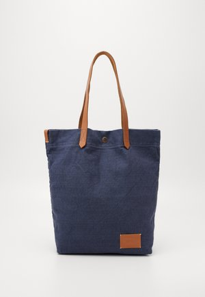 DARYL - Shopping bag - light blue lavender