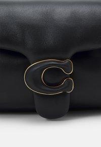 Coach - COVERED CLOSURE PILLOW TABBY SHOULDER BAG - Handbag - black - 5