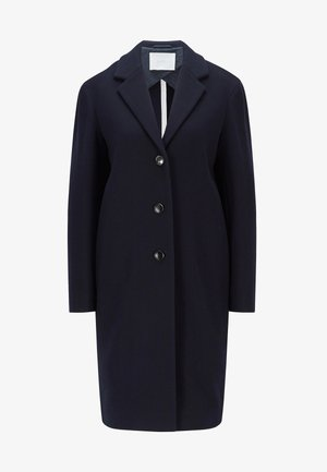 Halflange jas - open blue