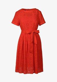 Apart - Robe d'été - orangerot - 5