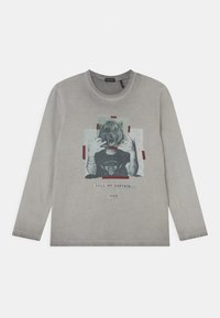 IKKS - TEE - Pitkähihainen paita - gris moyen - 0