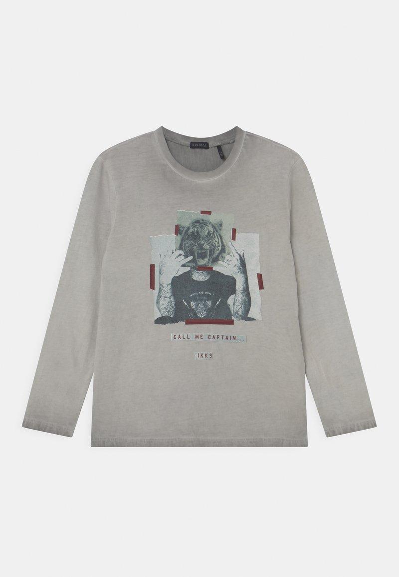 IKKS - TEE - Pitkähihainen paita - gris moyen