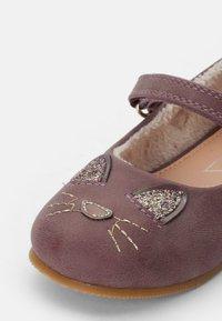 Friboo - BALLET PUMPS - Ballet pumps - mauve - 5