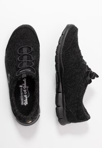 Skechers Sport - GOOD IDEA - Slipper - black - 3