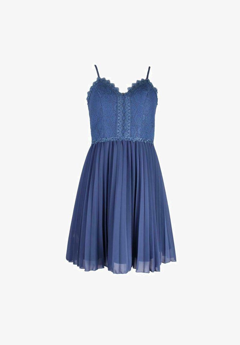 Unique - Day dress - blue
