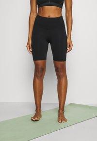 Cotton On Body - ELITE BIKE SHORT - Tights - black - 0