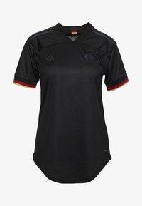 adidas Performance - DFB DEUTSCHLAND A JSY W - Club wear - black - 5