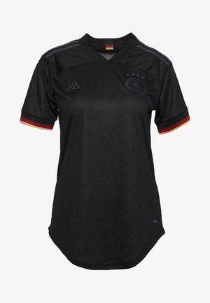 DFB DEUTSCHLAND A JSY W - Klubové oblečení - black