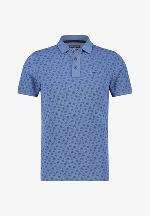 Polo shirt - cobalt/mid-blue