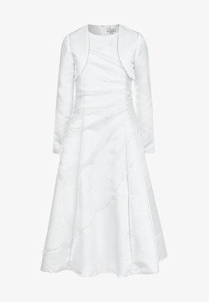 BOLERO - Vestido de cóctel - white