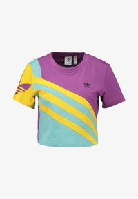 adidas Originals - TEE - T-shirts print - rich mauve - 3