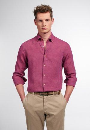 Overhemd - lilarot