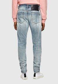 Diesel - D-STRUKT 009UI - Slim fit jeans - light blue - 2
