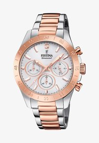 Festina - Chronograph watch - silver - 0