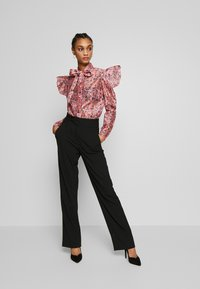Sister Jane - MISSY FLORAL BOW - Overhemdblouse - pink - 1