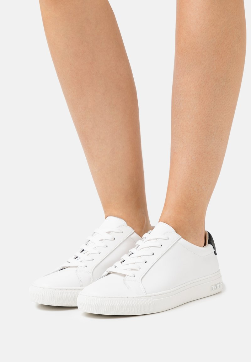 DKNY - COURT - Trainers - white