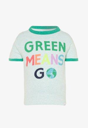 TODDLER BOY EARTH DAY GRAPHICS - Camiseta estampada - carmel green