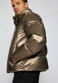 BOSS - DANRO_PS - Down jacket - brown - 4