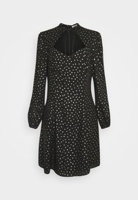 Liu Jo Jeans - ABITO CORTO - Cocktail dress / Party dress - nero