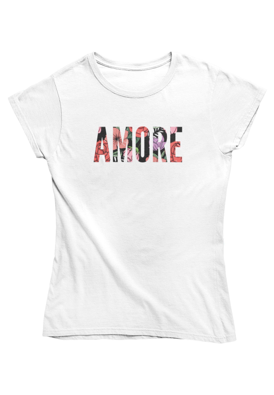 Damen AMORE - T-Shirt print