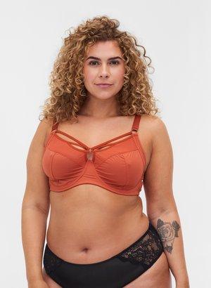 FREJA  - Underwired bra - orange