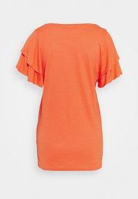 Expresso - DORINDE - Print T-shirt - coral - 1