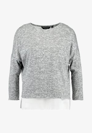 BATWING - Jumper - grey