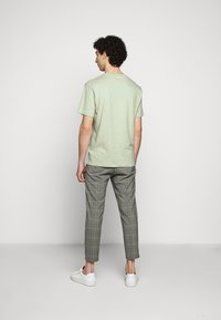 Tiger of Sweden - DIDELOT - Basic T-shirt - light green - 2