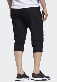 adidas Performance - CLIMACOOL 3/4 TRAINING TRACKSUIT BOTTOMS - 3/4 sports trousers - black - 1