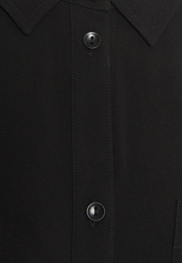 Noisy May Tall NMFIONA - Koszula - black/czarny BGLU
