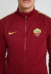Nike Performance - AS ROM - Klubbkläder - team red/university gold - 5