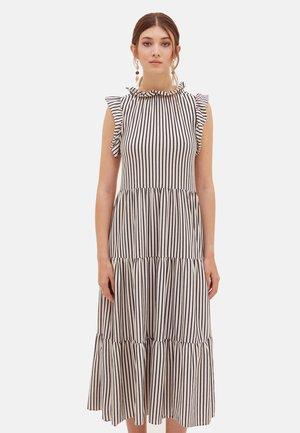 Jersey dress - bianco