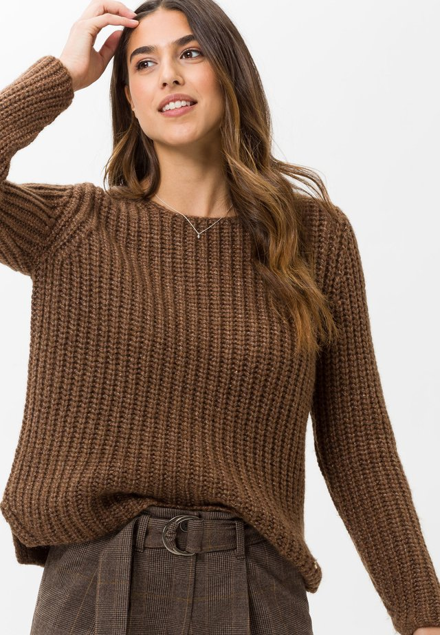 STYLE LISA - Pullover - amber