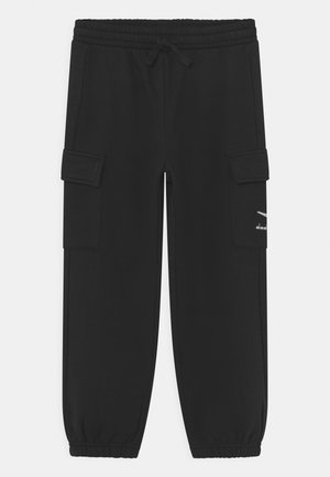 PANTS CUFF HOOPLA UNISEX - Pantaloni sportivi - black