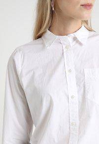 J.CREW TALL - BOY SHIRT WHITE - Bluse - white - 5