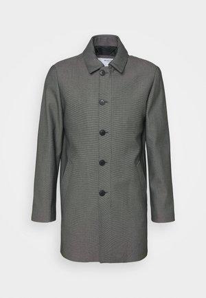SLHASHFORD FLEX COAT - Classic coat - white/salt/pepper