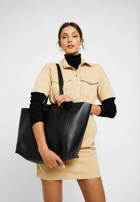 ALDO - JERURI SET - Tote bag - black - 1