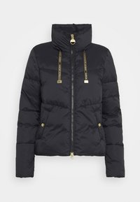 Barbour International - KENDREW QUILT - Zimní bunda - black - 0