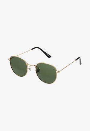 HELLO - Sunglasses - gold-coloured