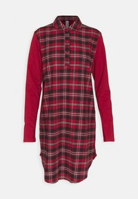 Skiny - Nightie - red check - 4