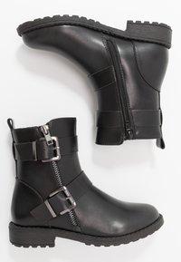 Friboo - Kotníkové boty - black - 0